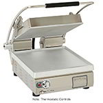 Star Manufacturing GR14TB 2-Sided Grill w/ Timer, Thermostatic Controls, 14 x14-in Surface