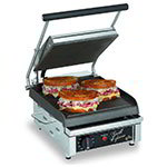 Star GX10IS Commercial Panini Press w/ Cast Iron Smooth Plates, 120v