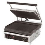 Star GX14IG Two-Sided Grill, 14-in Grooved Cast Iron Plates, 120V