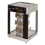 Star HFD2APTP Humidified Cabinet, Pass/See-Thru, Pretzel Rack, 2-Door