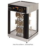 Star HFD2ASPT Humidified Cabinet, Pass/See-Thru, Universal Rack, 2-Door