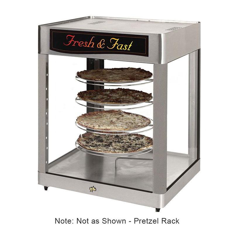 """Star HFD3AP Humidified Cabinet, Pretzel Rack, 28.25 x 25.75"""", 1-Door"""