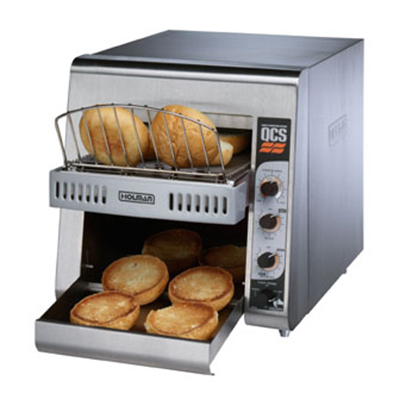 Star Manufacturing QCS2-600HA Conveyor Commercial Toaster Oven - 208v/1ph