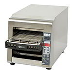 Star IQCSE2-1200B Impingement Conveyor Toaster - 1200-Slices/hr, Stainless 208v