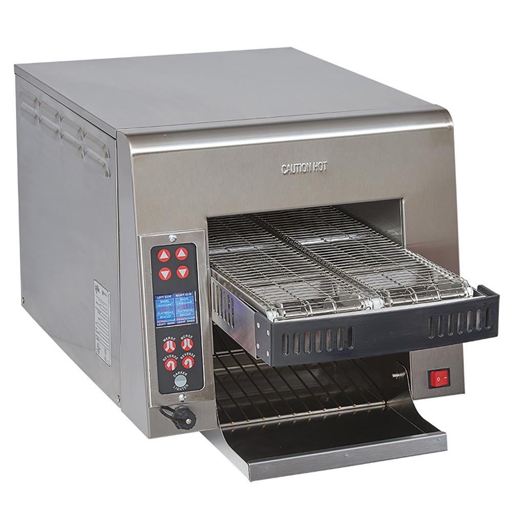 "Star IRCS4-SB Conveyor Toaster - 1200-Slices/hr w/ 2"" Opening, 208v/1ph"