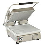 Star PGT14 Commercial Panini Press w/ Aluminum Grooved Plates, 120v