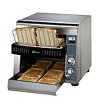 Star QCS1-350 Conveyor Toaster w/ 350-Slices/Hr, Stainless, 120v