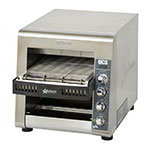 Star QCS3-1000 Holman QCS Conveyor Toaster, High Volume, 1000 Slices per Hour, 240 V