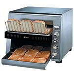 "Star QCS3-1300 208 Conveyor Toaster - 1300-Slices/hr w/ 14""W Belt, 208v/1ph"