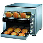 "Star QCS3-1400BH Conveyor Toaster - 1400-Slices/hr w/ 14""W Belt, 120v"