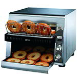 Star QCS3-1600B Holman QCS Bagel Conveyor Toaster, 1600 Halves per Hour, 240v