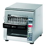 Star QCSE2500 Conveyor Toaster, Electronic Controls, 500 Slices/Hr, 120v