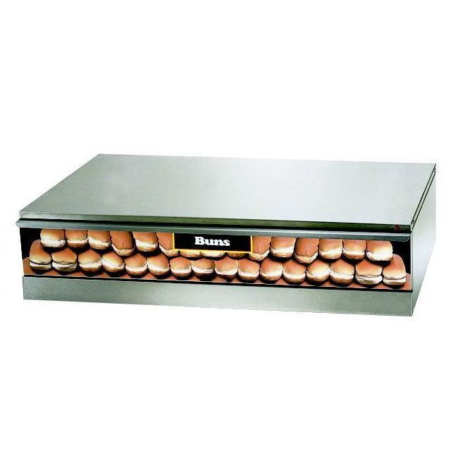 Star SST50 Bun Warmer For Star Models 50C, 50SC, 75C, 75SC Roller Grills, 64 Buns