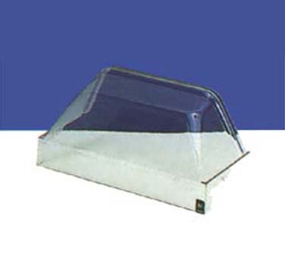 Star Manufacturing 12SG Sneeze Guard, For Star 12NCPW Display/Merchandiser