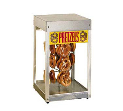 Star Manufacturing 16PDA Pretzel Display Merchandiser, 36-Pretzel Revolving Holder