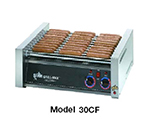 Star Manufacturing 50CF 50 Hot Dog Roller Grill - Flat Top, 120v