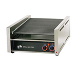 Star Manufacturing 75C120 75 Hot Dog Roller Grill - Slanted Top, 120v