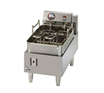 Star Manufacturing 515EF Countertop Electric Fryer - (1) 15-lb Vat, 240v/1ph