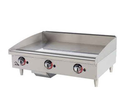 "Star Manufacturing 636TF 36"" Griddle - 1"" Steel Plate, Thermostat Controls, NG"