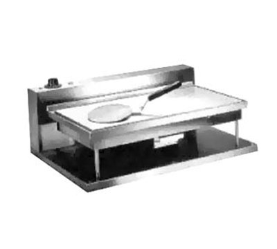 Star Manufacturing BG3120 Griddle, Portable w/Cast Aluminum Griddle Plate, 120 V