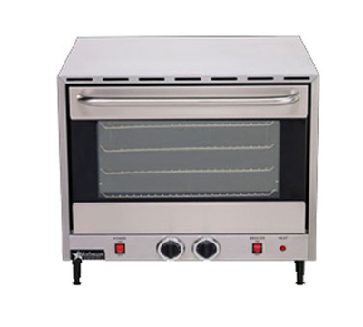 Star Manufacturing CCOF4 Full-Size Countertop Convection Oven, 208/240v/1ph