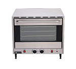 Star Manufacturing CCOH4 Half-Size Countertop Convection Oven, 208-240v/1ph