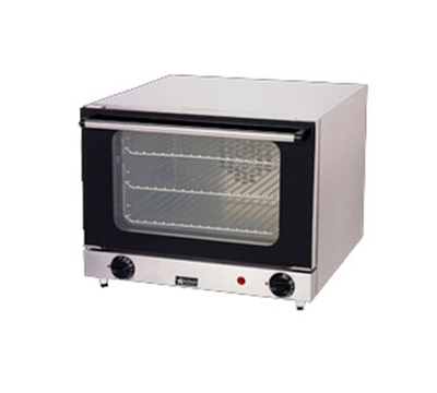 Star Manufacturing CCOQ3 Quarter-Size Countertop Convection Oven, 120v