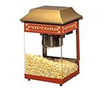 Star Manufacturing J4R Counter Popcorn Popper, 4-oz Kettle, (115) 1-oz Servings