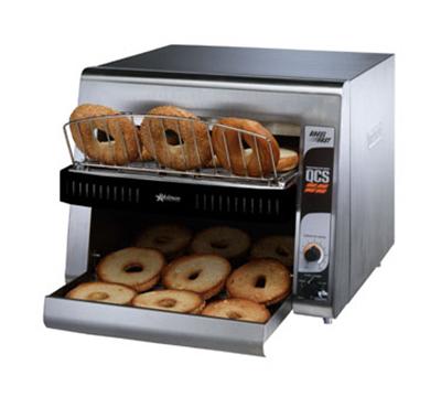 Star Manufacturing QCS3-1600B Holman QCS Bagel Conveyor Toaster, 1600 Halves per Hour, 240v