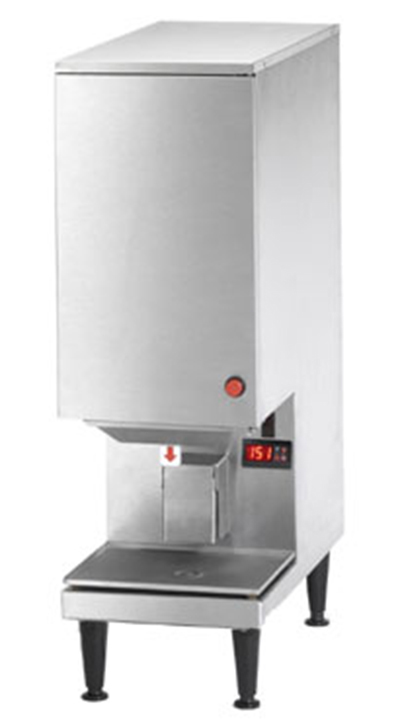 Star Manufacturing SPDE1HP Counter Hot Food Dispenser, Portion Control Pump, High Performance