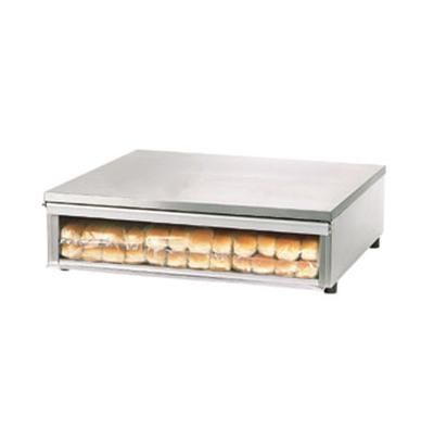 Star Manufacturing SS50BBC Bun Box For Models 50C, 50SC, 75C, 75SC Roller Grills, 64 Buns