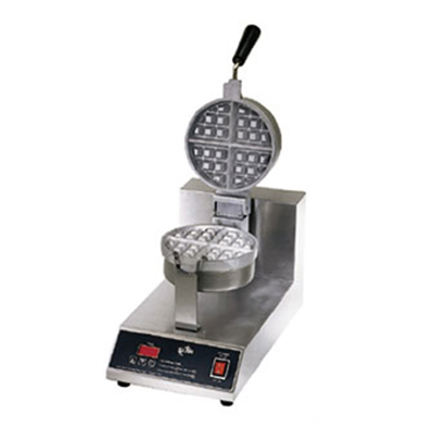 Star Manufacturing SWB7RBE240 Belgian Waffle Baker For Single 7-in Round, 208/240 V