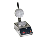 Star Manufacturing SWB7R1E120 Standard Waffle Baker, Single, 7 in  Round Grid, 120 V
