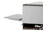 Star Manufacturing UMENTRY6 Conveyor Oven Entry Shelf, 6 in, For Holman UM1850, UM1850T, UM1854 Models