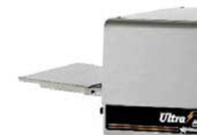 Star Manufacturing UMENTRY6 Conveyor Oven Entry Shelf, 6 in, For Holman UM1850, UM1850T, UM1854 Models
