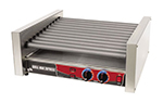 Star Manufacturing X30 30 Hot Dog Roller Grill - Slanted Top, 120v
