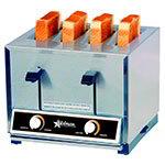 Star T4120 Pop-Up Toaster, 4 Slice Bread or Bagel, Solid State Timer, 120 V