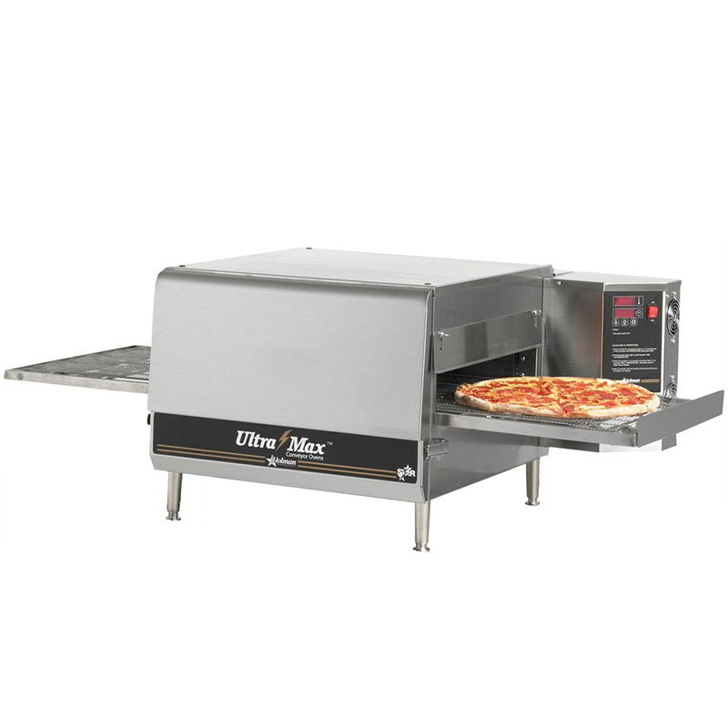 "Star UM-1833A 37"" Countertop Impinger Conveyor Oven - 208v/1ph"