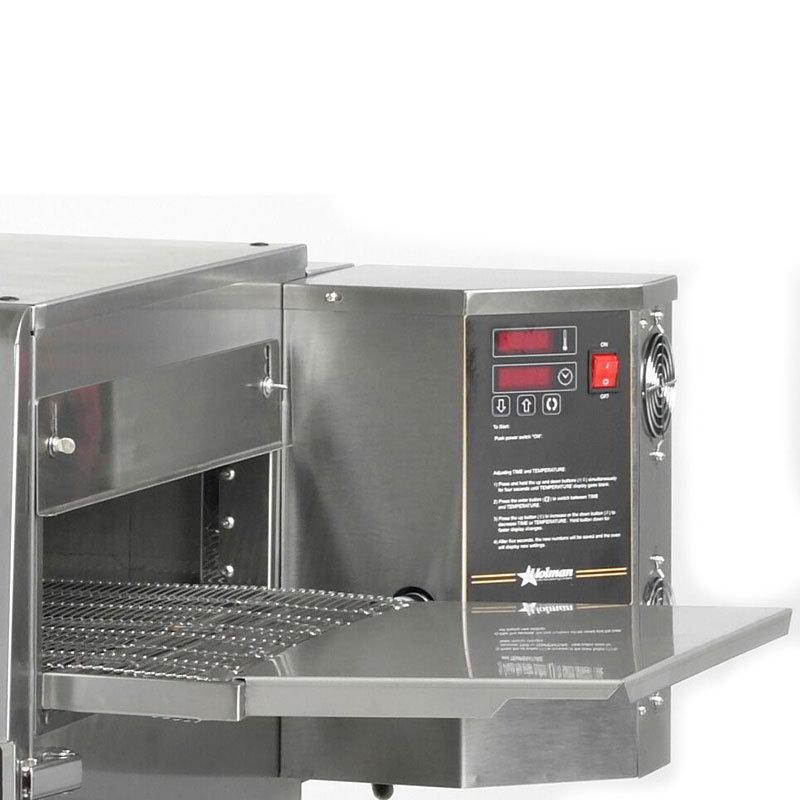 Star UMEXIT8 Conveyor Oven Exit Shelf, 8 in, For Holman UM1850, UM1850T, UM1854 Models