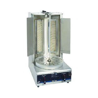 Star VBG30 32-in Vertical Broiler w/ 5-45-lb Meat Capacity, LP