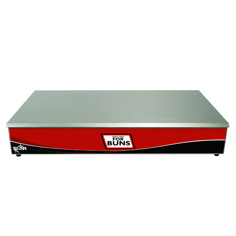 Star XBW50-75 Dry Bun Warmer w/ 96-Bun Capacity, For X75 Models, 50-Watts
