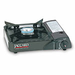 Jaccard 200510 Home N Away Portable Cooking Butane Stove, Auto Shut-Off, 9800 BTU