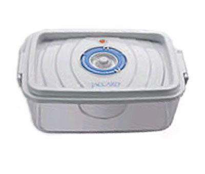 Jaccard 200804 Vacuum Container, 2.7 L, Locking Lid, Thermoplastic