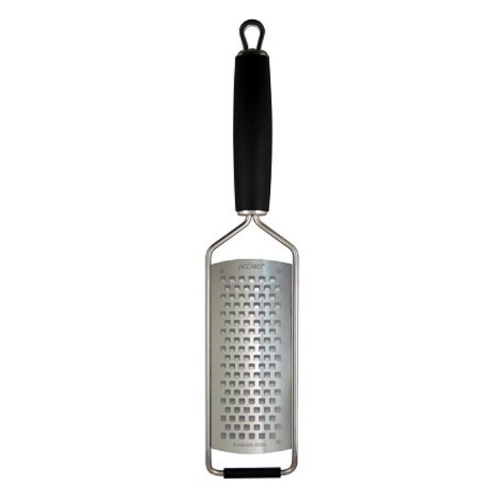 Jaccard 201201GC Coarse Grater w/ MicroEdge Technology, Stainless Frames & Paddles