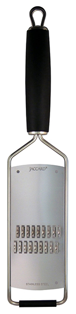Jaccard 201201MS Match Stick Grater w/ MicroEdge Technology, Stainless Frame & Paddle