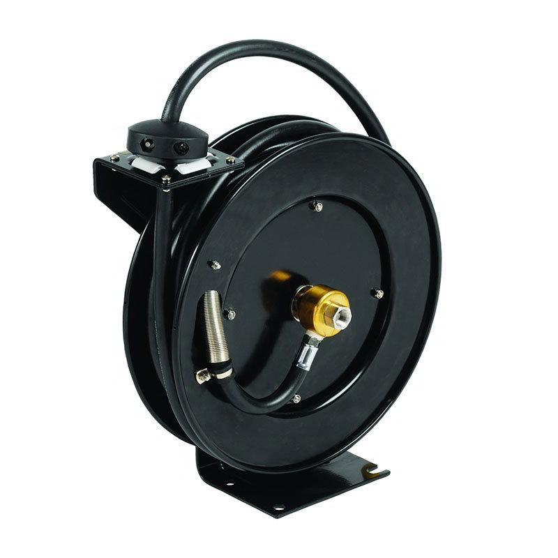 """T&S 5HR-232-GH Equip Hose Reel, 35 x 3/8""""Diameter, Garden Hose Adapter"""