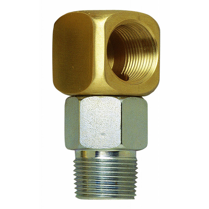 T&s Brass AG6D Gas Swivelink, 3/4 in NPT