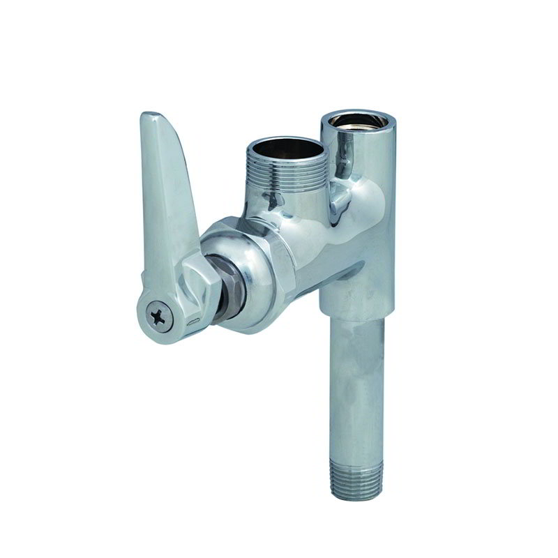 T&S B-0155-LN Add-on-Faucet, Less Nozzle, For Pre-Rinse Units