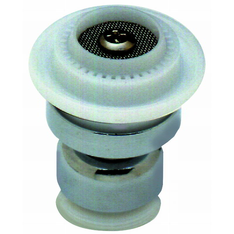 "T&S B-0199-22 Swivel Aerator, 55/64""-27-Female Inlet, ADA Compliant"