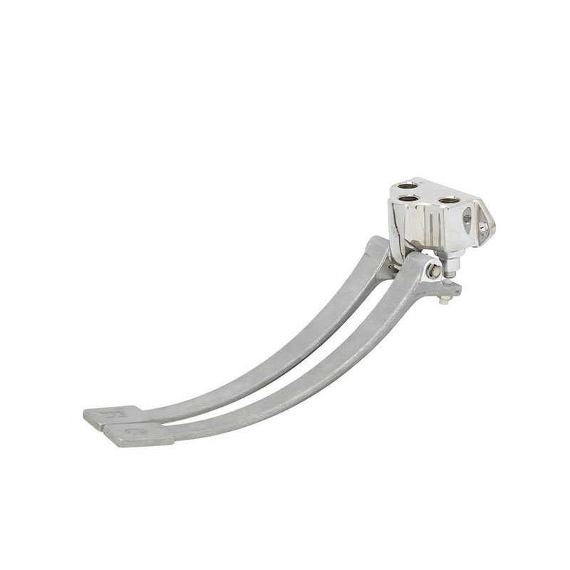 "T&S B-0504 Double Pedal Valve, Wall Mounted, 1"" From Wall"